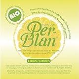 Per blanc - Dentifrice en poudre arôme citron 30g PER BLANC