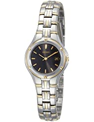 Seiko Womens SXDA90 Sporty Dress Watch