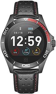 Hanker Tempo, Smartwatch deportivo, Color Negro