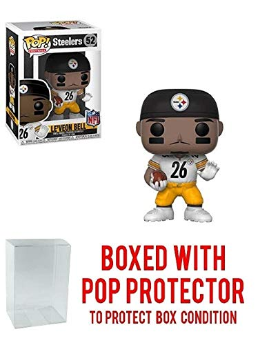 Pop Jerome Bettis 33401 Vinyl Funko Pop Pittsburgh Steelers NFL Legends