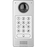Grandstream IP Video Door System with IP Surveillance Camera and IP Intercom (GDS3710)