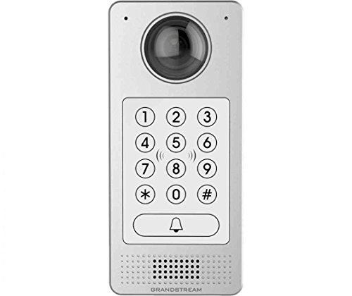 Grandstream IP Video Door System with IP Surveillance Camera and IP Intercom (GDS3710) by Grandstream