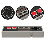 2 Pack NES Wireless Controller, AGPTEK NES Classic