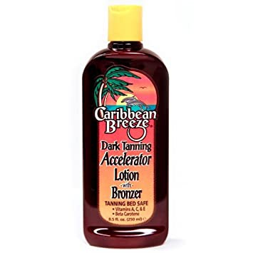 caribbean gold tanning lotions