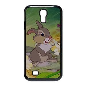 Samsung Galaxy S4 I9500 Phone Case Black Disney Bambi Character Thumper ESTY7911525