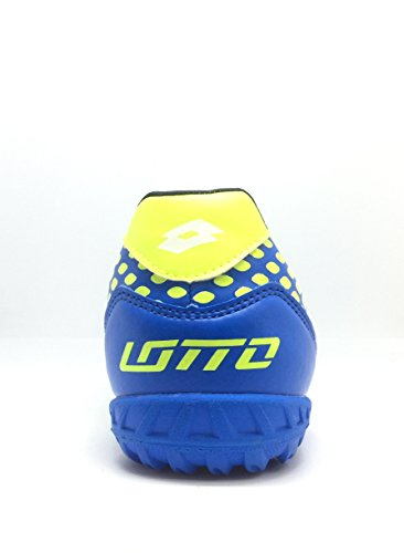 YLW Blu Boys' ATL Futsal Saf ATL Lotto SAF BLU Ylw Shoes Blue qFBvnIw