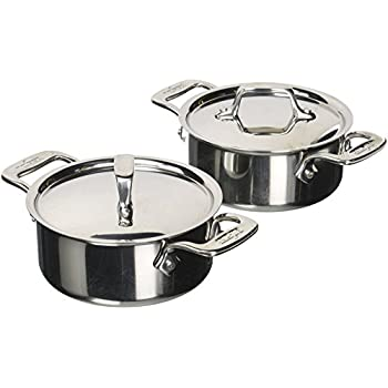 Amazon Com All Clad 59914 Stainless Steel Dishwasher Safe