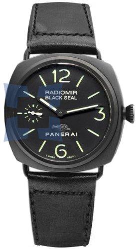 Panerai Radiomir Black Seal 45mm Hand Wound Mechanical Watch - PAM00292 (Seal Radiomir Black Panerai)