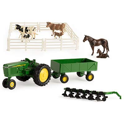 Toy Farm Truck - Ertl John Deere Farm Toy Playset