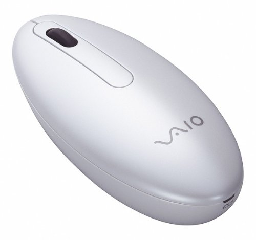 Sony Vaio VGP-BMS20 White - Bluetooth Wireless Laser Mouse