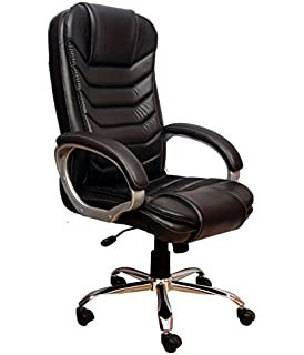 NICE GOODS Trapeze High Back Leatherette Office ChairScotch Brite Nice Goods Tiffany High Back Office Chair  Amazon in  . Nice Office Chair. Home Design Ideas