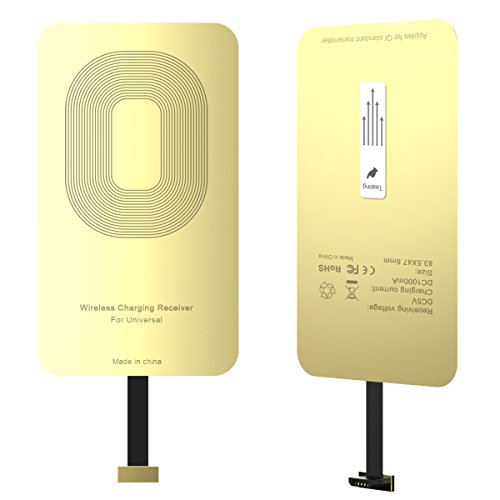 Android Wireless Receiver Charging Qi Enabled