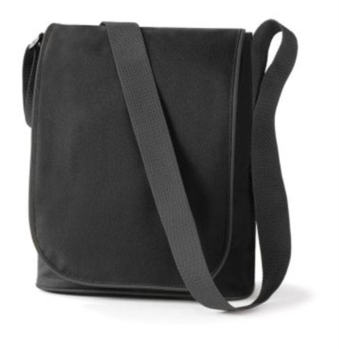 BagBase - Bolso bandolera  Hombre, Graphite Oyster (gris) - PC2014-BG318-Graphite Oyster-ONE negro y verde