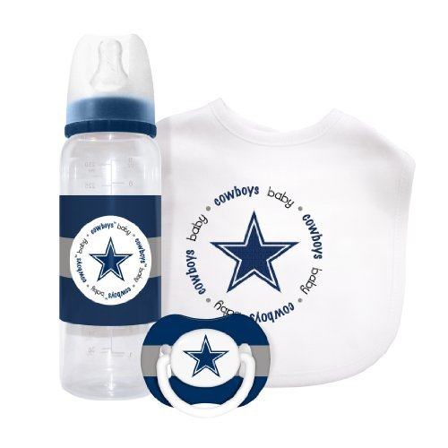 NFL Dallas Cowboys Baby Gift Set]()