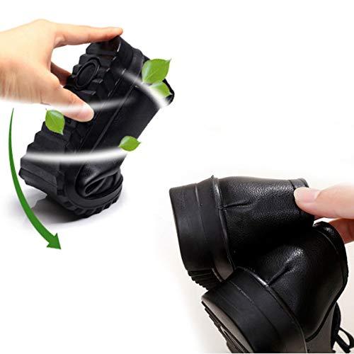 Casual Douce Black Slip De Plat Plates Womens Chaussures Travail Lithapp Bateau Conduite On Mocassins a0SqUXS