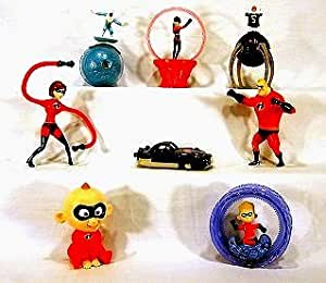 Amazon.com: Mcdonalds - The Incredibles Happy Meal Set ...