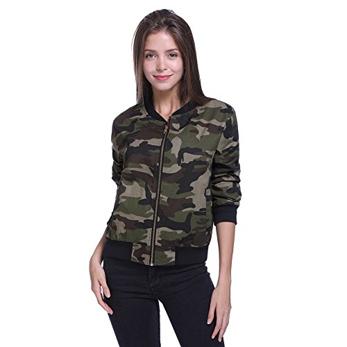 Girls Quilted Bomber Jacket - 6