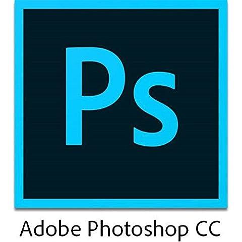 Adobe Photoshop CC | Prepaid 12 Month Subscription (Download) (Cc Photoshop)