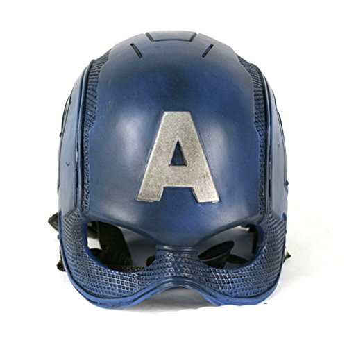 Captain America Civil War Helmet cosplay costume Prop Hat