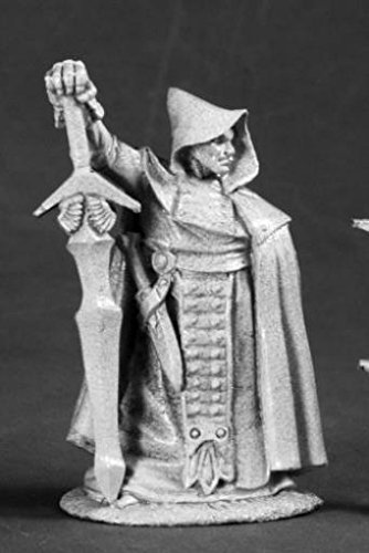 Reeve the Pious Holy Warrior Dark Heaven Legends Series by Reaper Miniatures