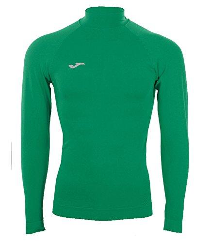 Joma Brama Camiseta Térmica, Unisex Adulto Verde