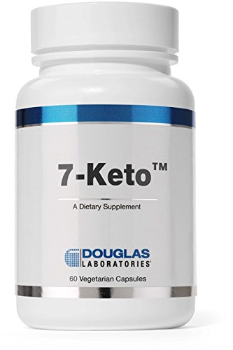 Douglas Laboratories® - 7-Keto - Supports Thermogenic and Fat-Burning Activity* - 60 Capsules