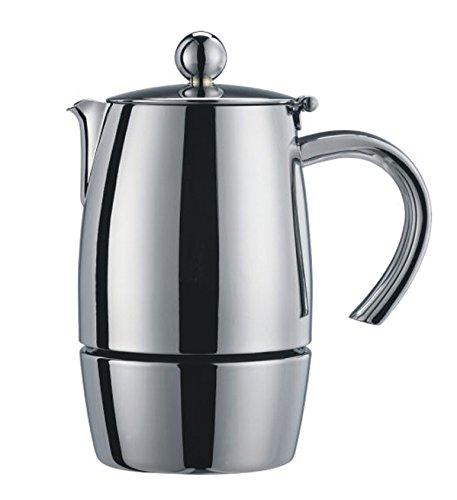 Amazon.com: Cuisinox Liberta Espresso cafetera, Acero ...