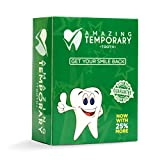 Amazing Temporary Missing Tooth Kit Replacement
