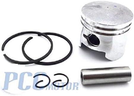 44mm Piston Ring Pair 49cc 50cc Pocket Bike Gas Scooter X1 X 2 X7 X 8 Mini Cag