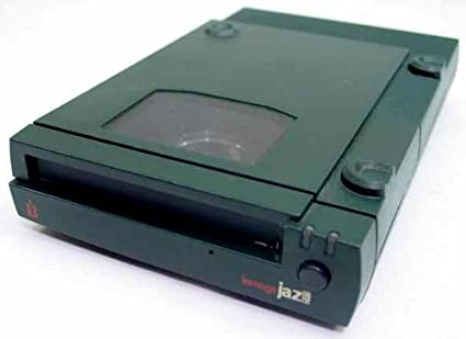 IOMEGA SCSI JAZ DRIVERS