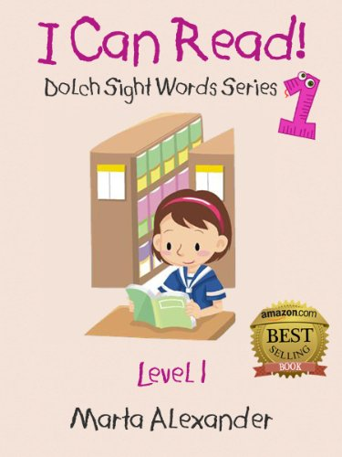 SIGHT WORDS: I Can Read 1 (100 Flash Cards) (DOLCH SIGHT WORDS SERIES, Part 1)