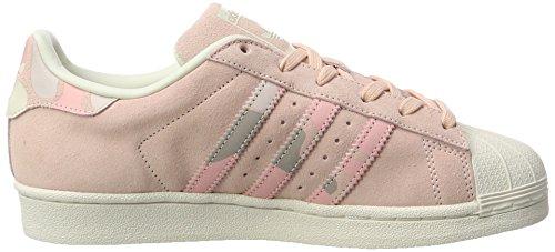 Adidas Superstar Vrouwen W Sneaker Wit (vappnk / Vappnk / Owhite)