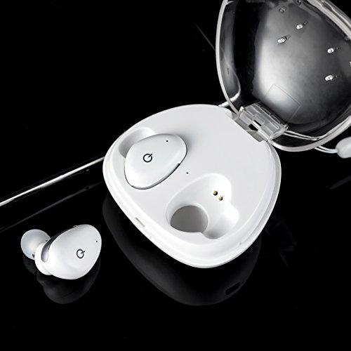 Bluetooth Wireless Earbuds, Hanith True Wireless Stereo Earp