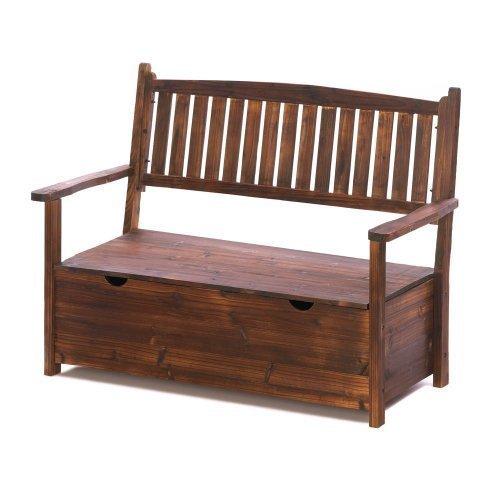 Home Locomotion Garden Grove Storage Bench