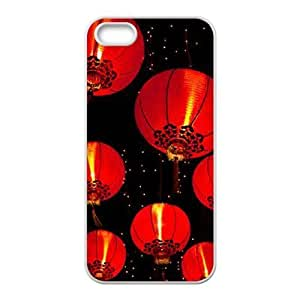 Lanterns ZLB817516 Personalized Case for Iphone 5,5S, Iphone 5,5S Case