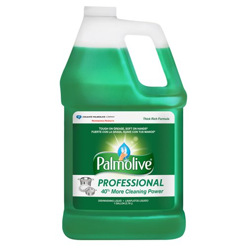 Palmolive Professional Dishwashing Liquid, Original, 1 Gal. Bottle (4/Carton) - BMC- CPC04915