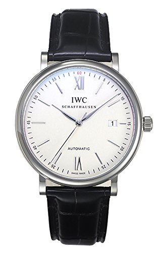 (インターナショナルウォッチカンパニー) IWC 腕時計 ポートフィノ IW356501 シルバー メンズ [並行輸入品] B00R2W1AE4