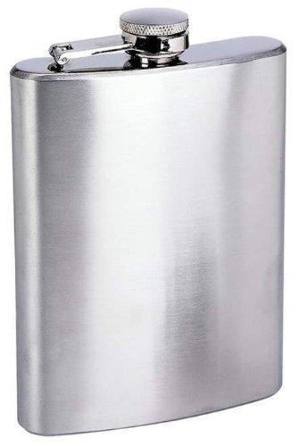Gifts-Infinity 8 Oz. Personalized Engraved Flask Groom, Best Man, Groomsmen, Bridesmaid! (Engraved Flask 8 Oz)