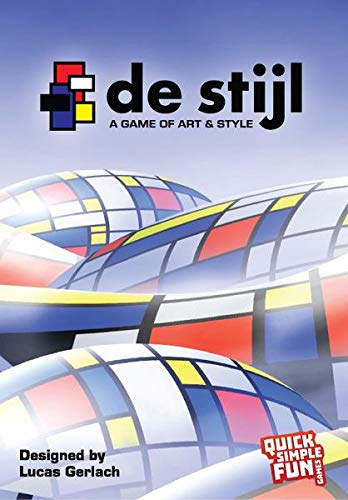 Quick Simple Fun Games De Stijl, Game