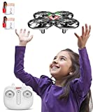 SYMA Mini Drone Flying Toy, X100 RC Drones for Kids or Adults, Hands Free Operated UFO RTF Helicopter Plane, Easy Indoor Outdoor Flying Ball Drone Toys for Boys Girls