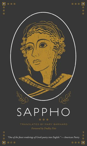 Sappho by University of California Press