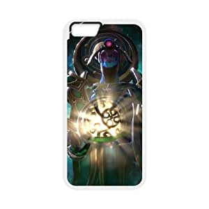 Dota 2 iPhone 6 4.7 Inch Cell Phone Case White TPU Phone Case SY_803120