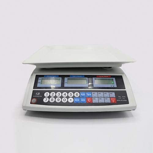 40kg electronic weighing scale