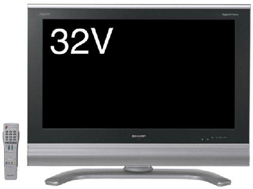 シャープ 32V型 液晶 テレビ AQUOS LC-32BD1 ハイビジョン   2006年モデル B00NX7ZMNC