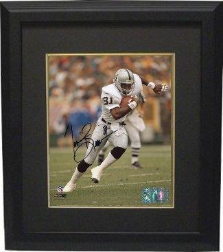 815cbb1f285 Tim Brown Signed Picture - Oakland 8x10 Custom Framed Hologram ...