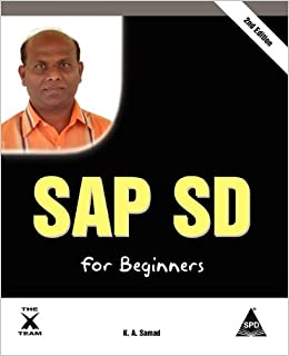Book SAP SD for Beginners, 2nd Edition