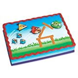 Angry Birds Pop Top Cake Decorations - 4 pcs