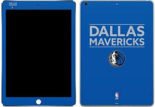 Skinit Dallas Mavericks Standard - Light Blue iPad Air Skin - Officially Licensed NBA Tablet Decal - Ultra Thin, Lightweight Vinyl Decal Protection