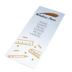 Readers Bookmark Library Writers Reading Librarians Literary Adults or Kids Gift New (1)
