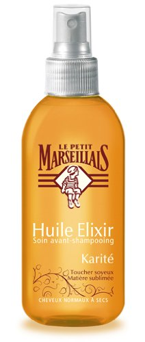 Le Petit Marseillais Zerstäuber Haaröl mit Shea Öl 150 ml aus Frankreich